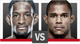 Neil Magny vs. Alex Garcia