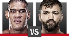 UFC Fight Night Pezão x Arlovski