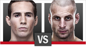 UFC Fight Night MacDonald vs. Saffiedine