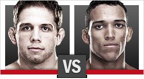 Nik Lentz vs. Charles Oliveira