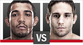 Jose Aldo vs. Chad Mendes