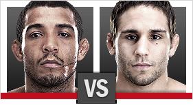 UFC 179 Aldo vs. Mendes 2