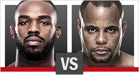 UFC 182 Jones vs. Cormier