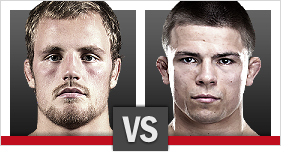 UFC Fight Night Gunnar Nelson vs Rick Story