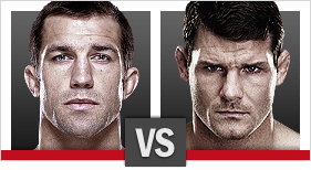 UFC Fight Night Rockhold x Bisping