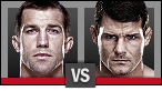 Luke Rockhold vs. Michael Bisping