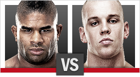 Alistair Overeem vs. Stefan Struve