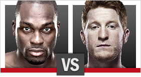 Derek Brunson vs. Ed Herman