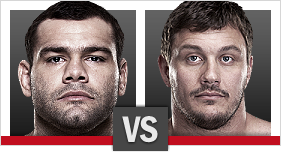 Gabriel Gonzaga vs. Matt Mitrione