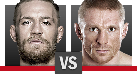 UFC Fight Night McGregor vs. Siver