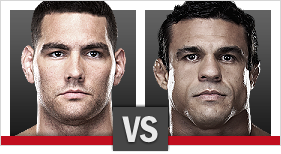 UFC 184 Weidman vs. Belfort & Rousey vs. Zingano