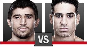 Rustam Khabilov vs. Danny Castillo