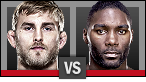 Alexander Gustafsson vs. Anthony Johnson