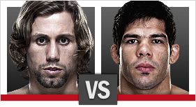 UFC Fight Night Faber x Assunção