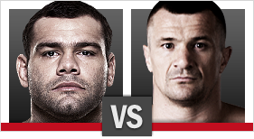 UFC Fight Night Napão x Cro Cop II