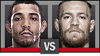 Jose Aldo vs. Conor McGregor