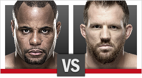 UFC Fight Night Cormier vs. Bader