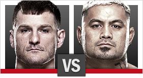UFC Fight Night Miocic x Hunt