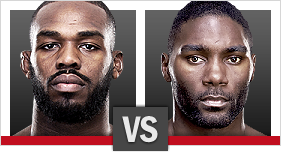 UFC 187 Jones vs. Johnson