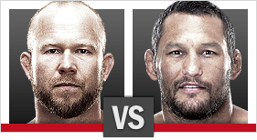 Tim Boetsch vs. Dan Henderson