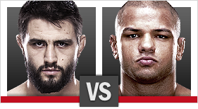 UFC Fight Night Condit vs Alves