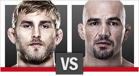 UFC Fight Night Gustafsson vs. Teixeira