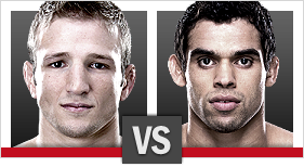 UFC Fight Night Dillashaw vs. Barao 2
