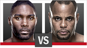 UFC 187 Johnson vs. Cormier