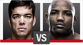 UFC Fight Night Machida vs. Romero