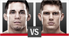 UFC Fight Night Ellenberger vs. Thompson