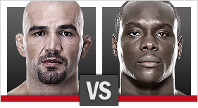 UFC Fight Night Teixeira vs Saint Preux