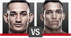 UFC Fight Night Holloway vs. Oliveira