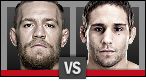 Conor McGregor vs. Chad Mendes