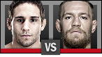Chad Mendes vs. Conor McGregor