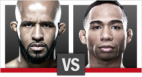 Demetrious Johnson vs. John Dodson