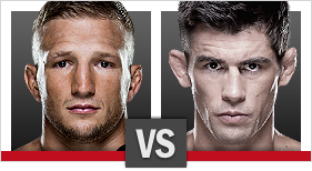 UFC Fight Night Dillashaw vs. Cruz