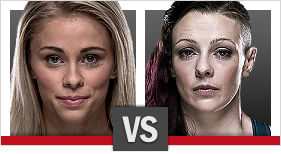 UFC Fight Night VanZant vs Calderwood
