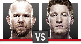 Tim Boetsch vs. Ed Herman