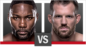 UFC Fight Night Johnson vs. Bader