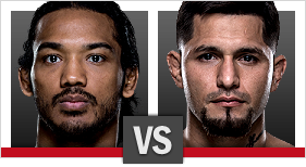 UFC Fight Night Henderson vs Masvidal