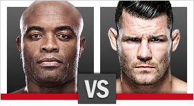 UFC Fight Night Silva vs Bisping