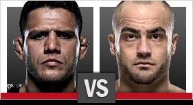 UFC Fight Night Dos Anjos vs Alvarez