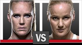UFC Fight Night Holm vs Shevchenko