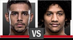 UFC Salt Lake City Rodriguez x Caceres