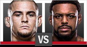 UFC Fight Night Poirier vs Johnson
