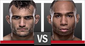 UFC Fight Night Lineker vs Dodson