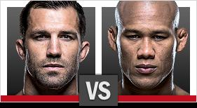UFC Fight Night Rockhold vs Souza
