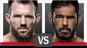 UFC Fight Night Gustafsson vs Nogueira