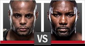 UFC 206 Cormier vs Johnson
