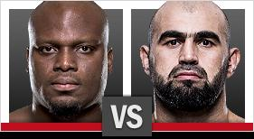 UFC Fight Night Lewis vs Abdurakhimov
